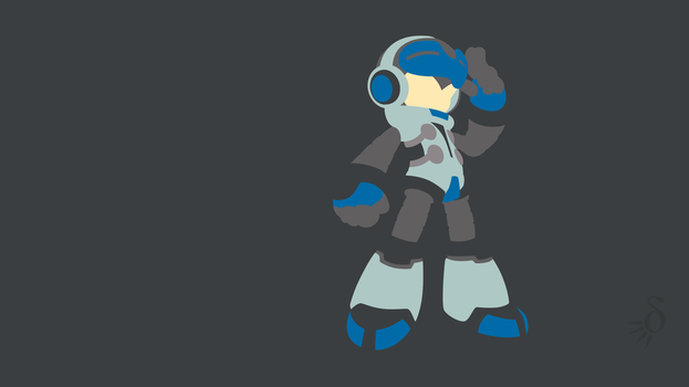 Mighty No. 9 - Beck by Krukmeister