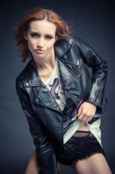 Leather Flow by BoholmPhotography