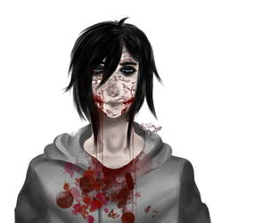 Jeff The Killer (2) by HomicidalLewis