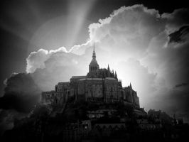 Mont St Michel by hot-cake-joy