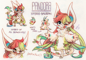 Pandora Ref. Sheet [CM] by Baraayas