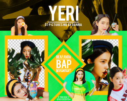 Pack Png 1209 // Yeri (RED VELVET) (SUMMER MAGIC) by BEAPANDA