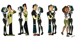 Gwen's Timeline: from TDI to TDAS by Yami-07