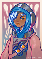 Ana by ROGUEKELSEY