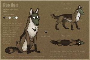 Gas Dog reference by Illusir