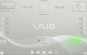 :: SONY VAIO LIGHT EDITION :: by DarkEagle2011