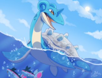 Surf by Sally-Ce