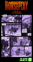 Apocalyptic Horseplay - CH6 Ep1 by Boredman
