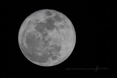 Perigee Moon by Nate-Zeman