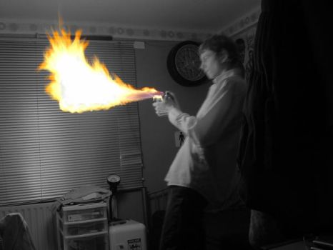 Playing With Fire by Kieran24