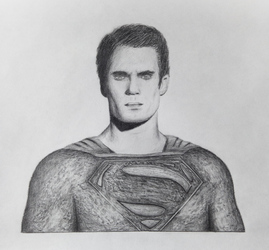 Man Of Steel by luzudemcas