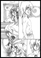 5  linearts of Ulquiorra by J-C-P