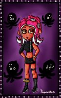 Agent 8 by ninpeachlover
