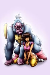 Dora and Boots by Fooray by rkw0021