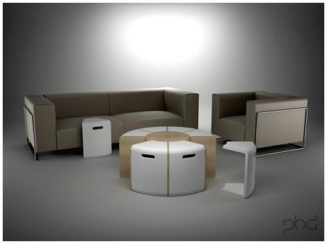 swiss table application by paulodesign