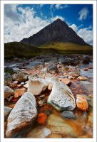 The Buachaille Etiv Mor by DL-Photography
