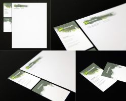 Official deviantART Stationery by TheRyanFord
