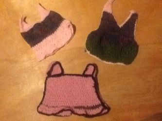 Pussy Hats Three by DonnaBarr