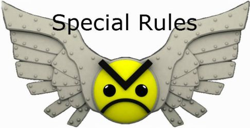 Codex: Angry Marines - Special Rules WIP by vyler
