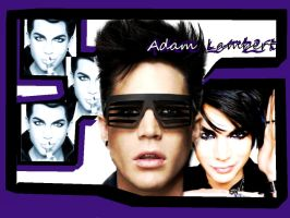 Adam lambert wallpaper 3 by bakabetty