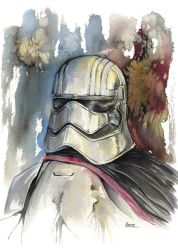 Captain Phasma by MikeKretz