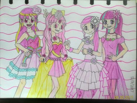 Evil in Pink Theme by Sab-Hanna