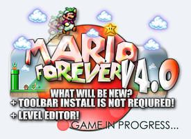 Mario Forever 4.0 Old Icon by softendo