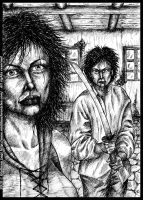 Duel: an unpublished art from Book III by middaschronicles
