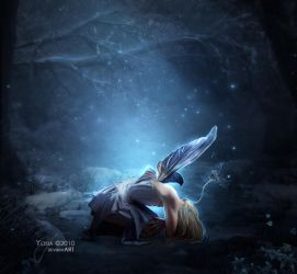 .::Wishes in the Moonlight::. by Yosia82
