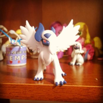 The most beautiful Mega Evolution by SlyFoxCl