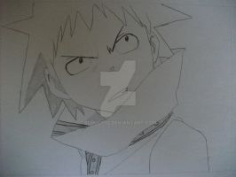 Black Star by Bloudy92