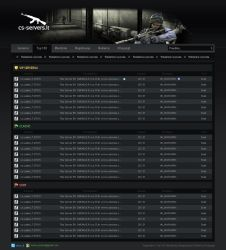 CS servers by ARIUSdesign