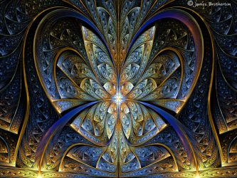 Butterfly Heart by jim88bro