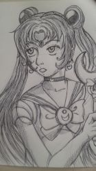 Sailor Moon by TimeAngel-113224400
