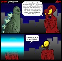 CineMons: Casting Rumors by JSComix