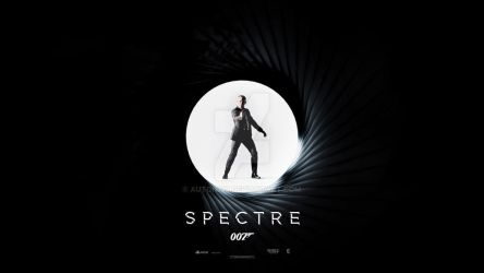 SPECTRE Poster by Auton710