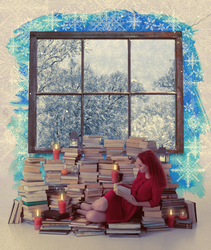Winter story by mimz999