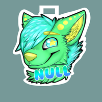 Badge thingy by Wolfsaz