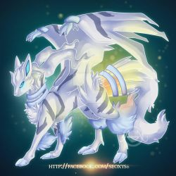 [adopt] Reshiram X Arcanine [Closed] by Seoxys6