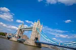 Tower Bridge III - HDR by somadjinn