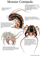 Monster Centipede Info by Evilduckie227