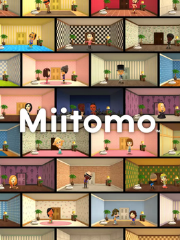 Miitomo wp by Rosemoji