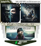 Dishonored2 by sony33d