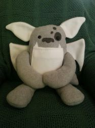 Plush Gargoyle by GreenSleazy