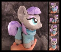 #011 - Maud Pie by fireflytwinkletoes