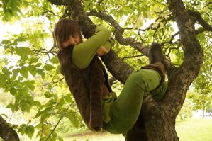 Hiccup cosplay - Can you see this raw viking-ness? by Hukkis