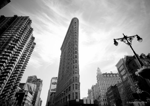 Flatiron by KERphotography