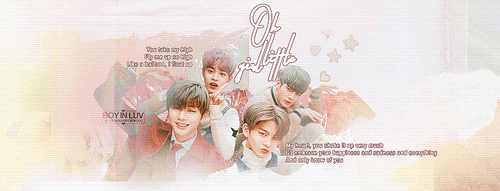 Oh little girl - Wanna One by MinhYBI