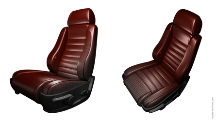 Car Seat by mpt1st