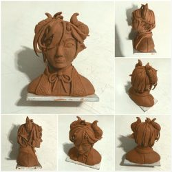Clay practice  by sayuttan